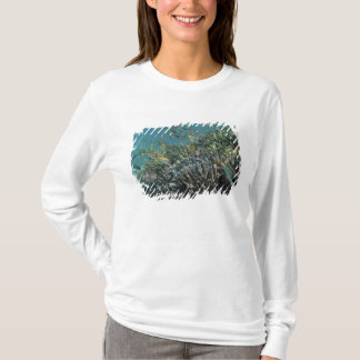 School of Spotfin Squirrelfish Neoniphon T-Shirt