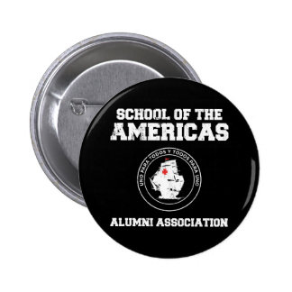 school of the americas2 buttons