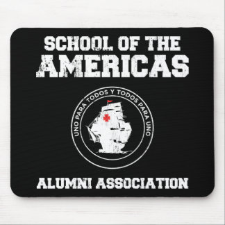school of the americas2 mouse pads