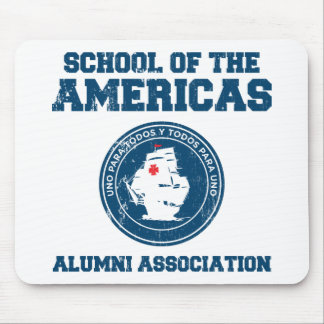 school of the americas3 mouse pads