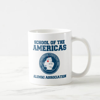 school of the americas alumni mug