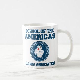 school of the americas alumni mugs