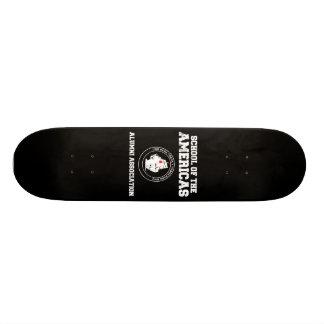 school of the americas alumni skateboard decks