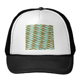 School of Tropical Amazon  Tetras Trucker Hat