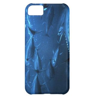 School of Yellowfin Tuna iPhone 5C Case