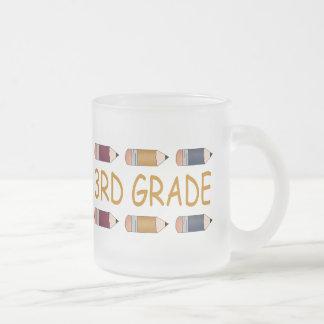 School Pencils 3rd Grade Gift Mug