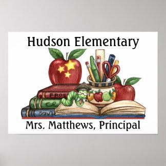 School Poster - Treat Your Principal!