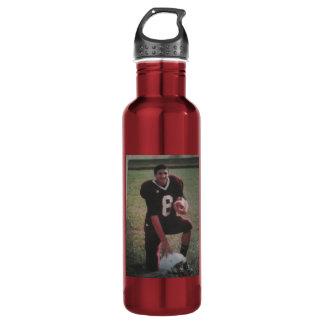 School pride water bottle