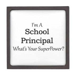 School Principal Gift Box