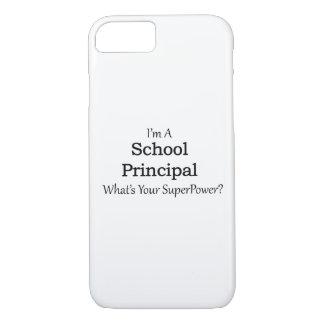School Principal iPhone 7 Case