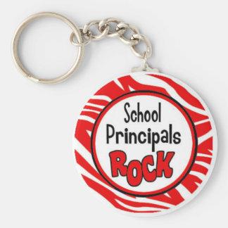 school principals rock key chains