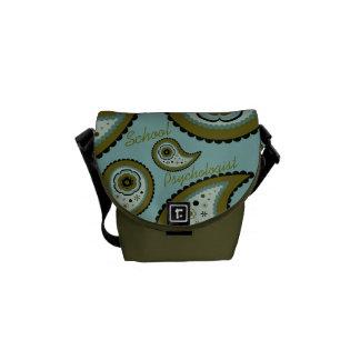 School Psychologist Bag Courier Bag