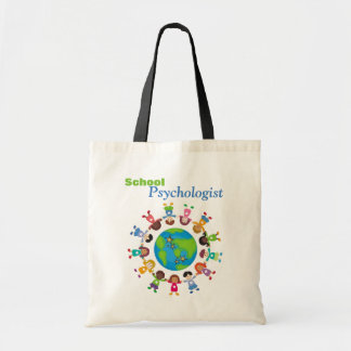 School Psychologist Celebrating All Kids Tote