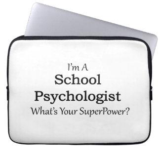 School Psychologist Computer Sleeve