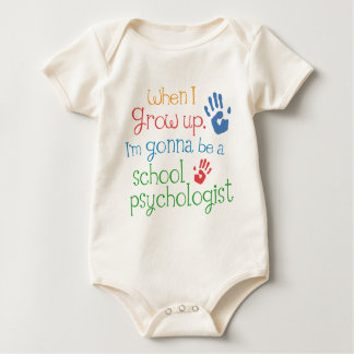 School Psychologist (Future) Infant Baby T-Shirt