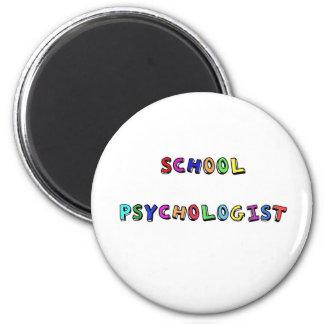 SCHOOL PSYCHOLOGIST MAGNET