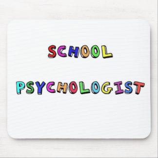 SCHOOL PSYCHOLOGIST MOUSE PAD
