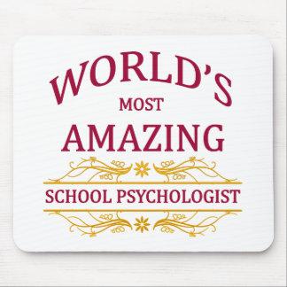 School Psychologist Mousepads