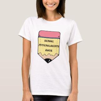 SCHOOL PSYCHOLOGIST ROCK T-Shirt