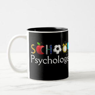 School Psychologist School-Daze Mug