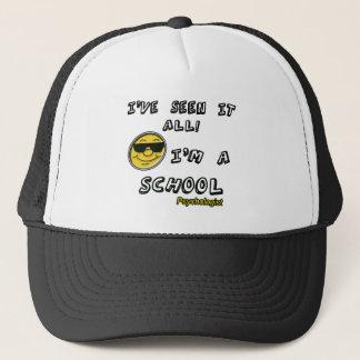 School Psychologist Trucker Hat