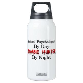 School Psychologist/Zombie Hunter Insulated Water Bottle