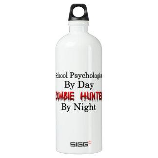 School Psychologist/Zombie Hunter Water Bottle