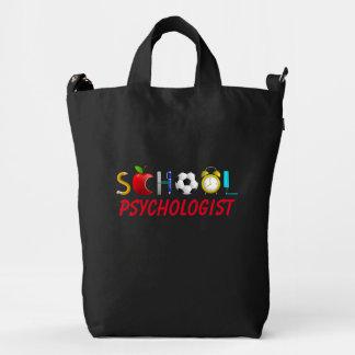 School Psychologist's BAGGU Duck Bag