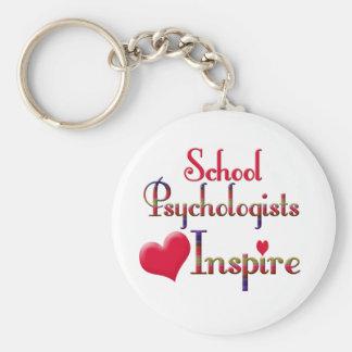 School Psychologists Inspire Keychains