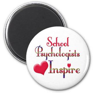 School Psychologists Inspire Magnet