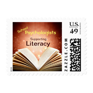 School Psychologists Supporting Literacy Stamps