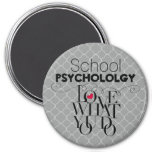 School Psychology--A Career To Love Magnet