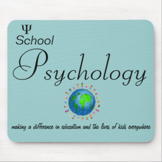 School Psychology Making a Difference   Mouse Pad
