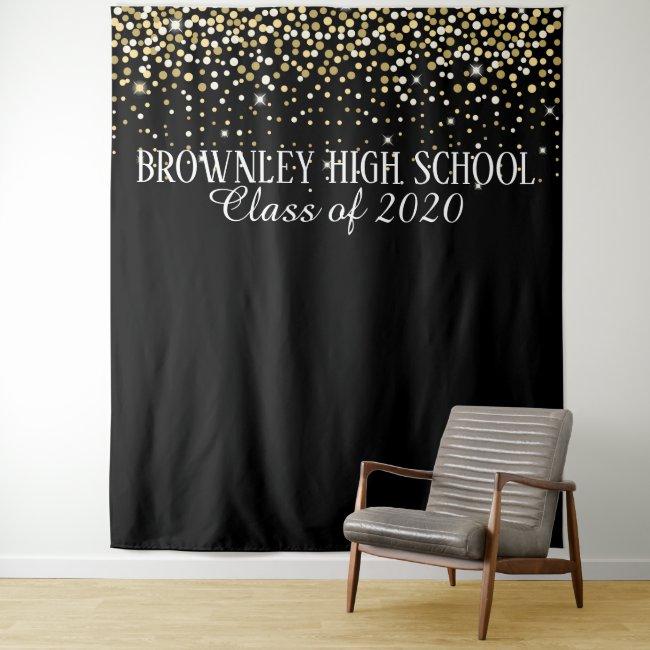 School Reunion Photobooth backdrop