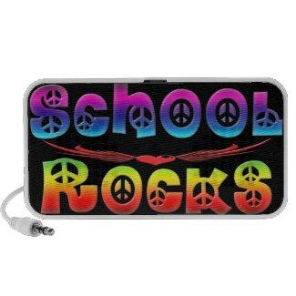 School Rocks - Peace Doodle doodle