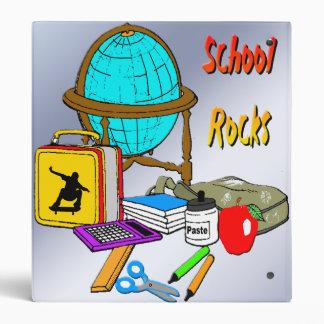 School Rocks - School Supplies Avery Binder