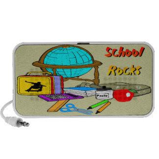 School Rocks School Supplies  Doodle iPod Speaker