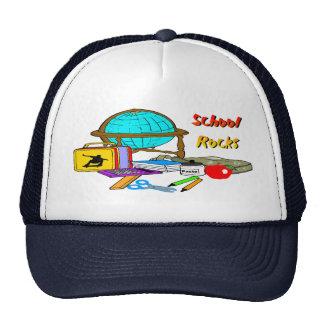 School Rocks - School Supplies Trucker Hat