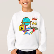 School Rocks - School Supplies Sweatshirt