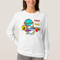 School Rocks - School Supplies T-Shirt