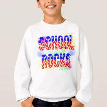 School Rocks - Stars & Stripes Sweatshirt