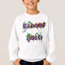 School Rocks Sweatshirt