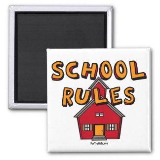 School rules magnet