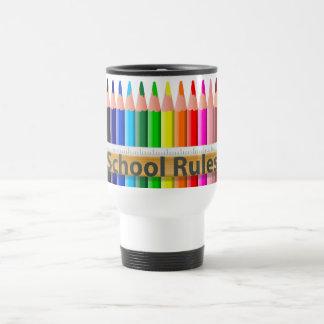 School Rules Teachers Commuter Cup