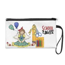 bag, teacher, school, education, art, children, birthday, autism, [[missing key: type_bagettes_ba]] with custom graphic design