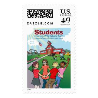 School Safety Prevention Stamp