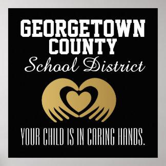 School / School District Poster - SRF