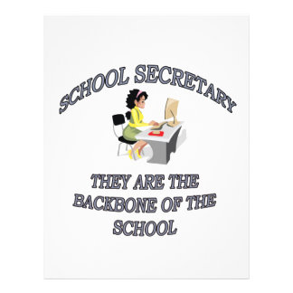 SCHOOL SECRETARY FLYER