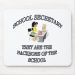 SCHOOL SECRETARY MOUSEPADS
