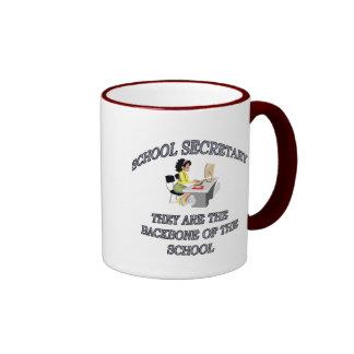 SCHOOL SECRETARY COFFEE MUG